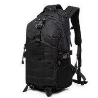 45L Military Tactical Rucksack Trekking Bag Hiking Mountaineering Biking Outdoor Backpack for Traveling Camping Fishing Hiking