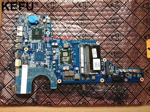 654118-001 Laptop motherboard Fit for HP Pavilion G7 main board i3-370M CPU Onboard DDR3 HM55 657146 001 main board for hp pavilion g6 laptop motherboard ddr3 with e450 cpu