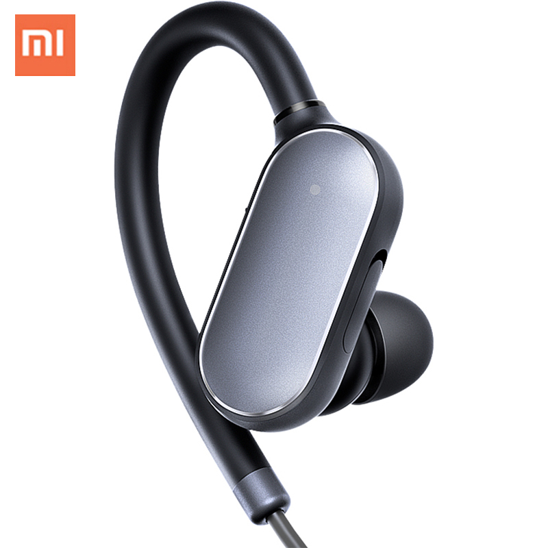 Original Xiaomi Mi Sports Bluetooth 4.1 Headphones Music Earphone Mic IPX4 Waterproof Wireless Headset for Mi6 Note3 Mix2 original xiaomi mi sports bluetooth 4 1 headphones music earphone mic ipx4 waterproof wireless headset for mi6 fone de ouvido