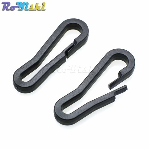 Best Buy 10pcs/pack Plastic Safety Snap Hook Buckle For Bag Backpack Outdoor Equipment Accessories — stackexchange