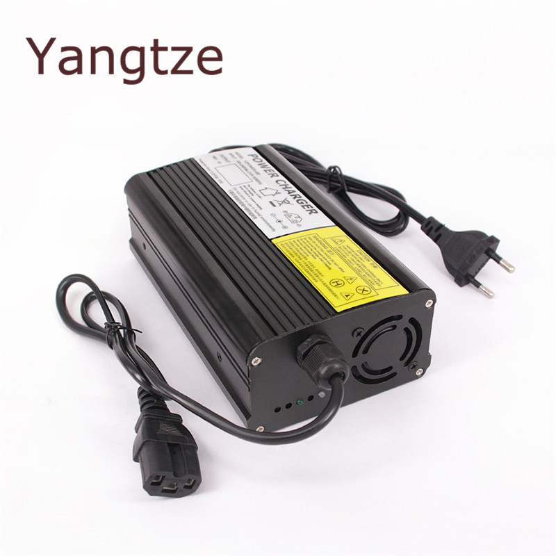 Yangtze 54.6V 5A Lithium Battery Charger For 48V 5A E bikeo Battery Tool for Electric bicycle-in Chargers from Consumer Electronics    1
