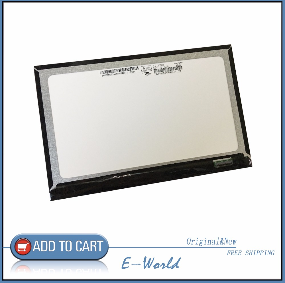 Original and New 10.1inch LCD screen HSD101PUW1 HSD101PUW1-A00 for tablet pc free shippingOriginal and New 10.1inch LCD screen HSD101PUW1 HSD101PUW1-A00 for tablet pc free shipping