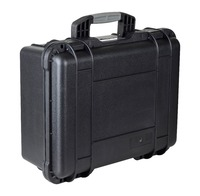 Sealed Waterproof Plastic Case Portable Security Storage Box With Precut Foam