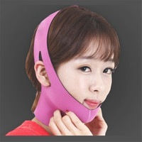 Face V Shaper 3D Facial Slimming Mask Relaxation Face Lift Up Belt Reduce Double Chin Face Mask Thining Band