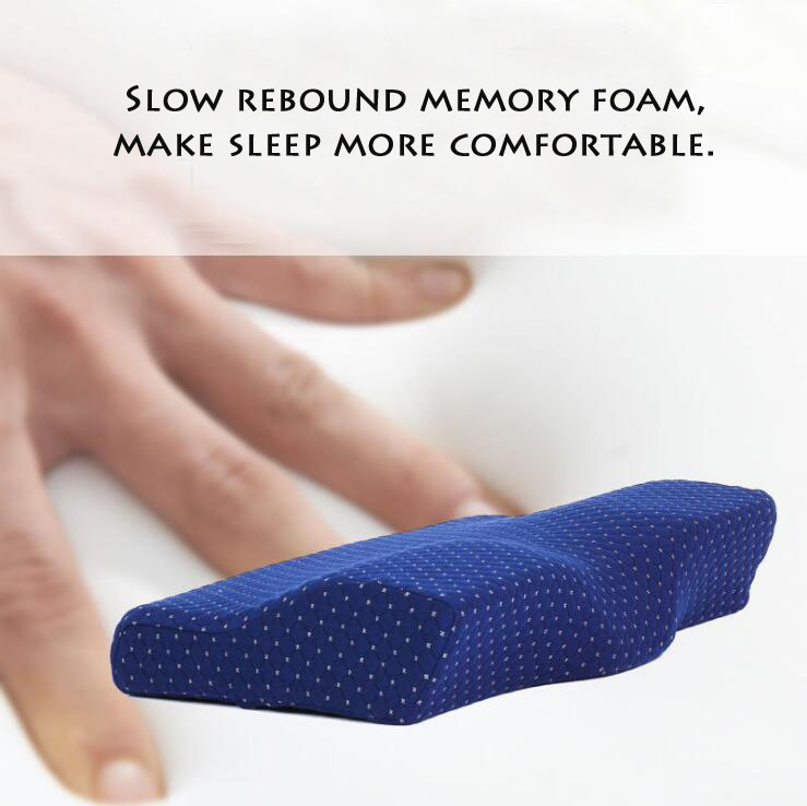 Promote Side Sleeper Pillows Orthopedic Comfort Memory Foam Sleeping APP Smart Music Pillow-in Decorative Pillows from Home & Garden    3