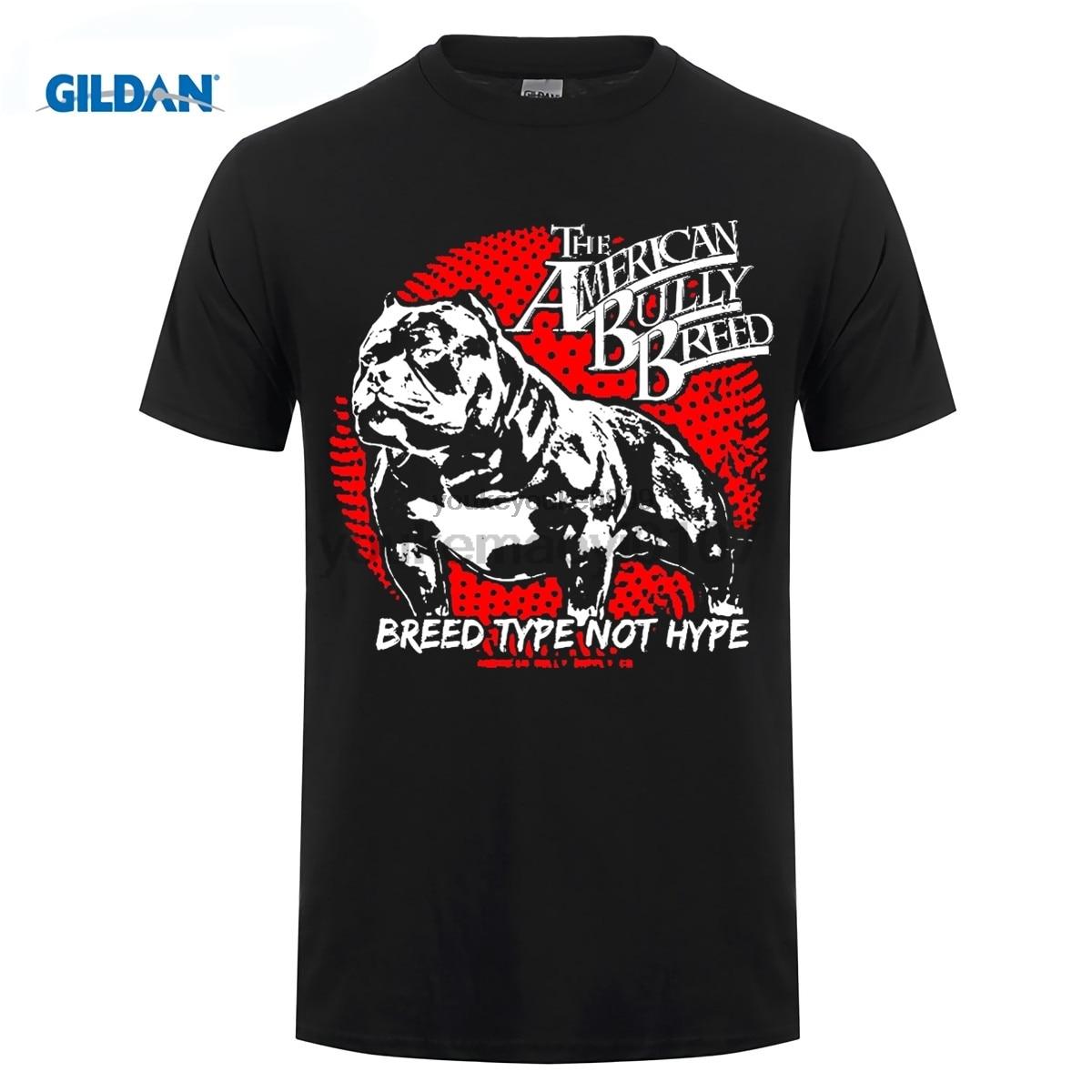 Возьмите дизайнер футболка Для мужчин футболка различных цветов высокое качество породы питбуль американский хулигана Supply Co Для мужчин; фу...