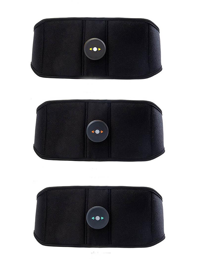 Abdominal Abs Toning Electric Vibration Fitness Massager Belt 8