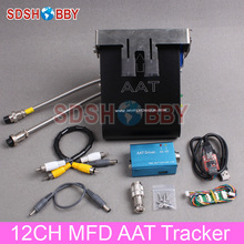 MyFlyDream 12CH MFD Automatic Antenna Tracker AAT Tracker V5.0 Combo Including A