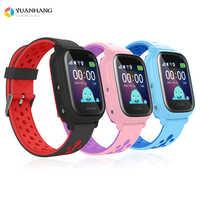 2019 New IP67 Waterproof Smart Safe GPS Wifi Location SOS Call Monitor Camera Wristwatch Finder Tracker Kids Child Phone Watch