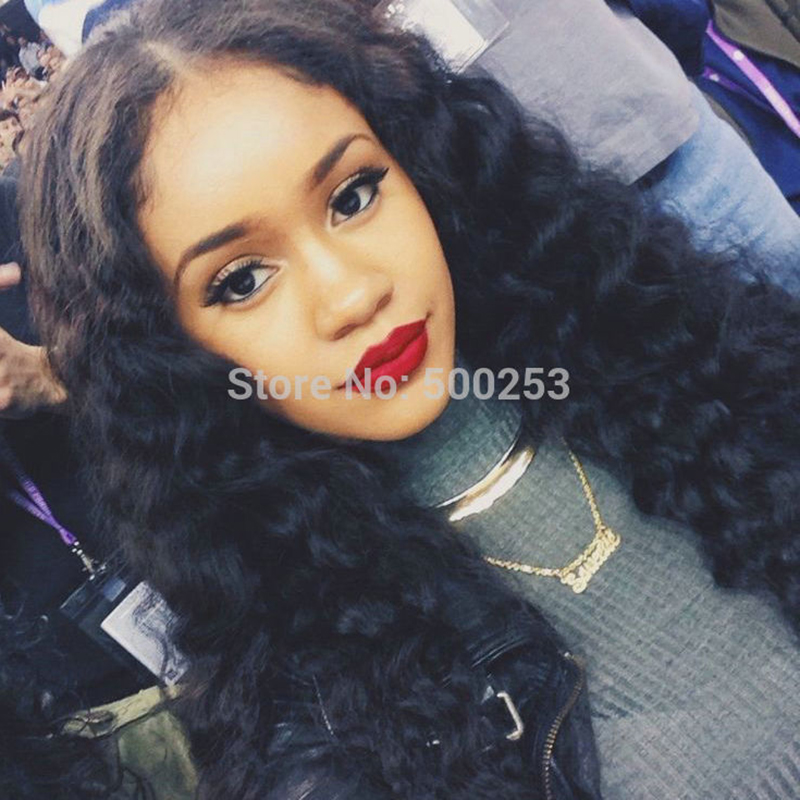 Sunnymay Hair Hot Selling Indian Virgin Hair Full Lace Wig With Baby