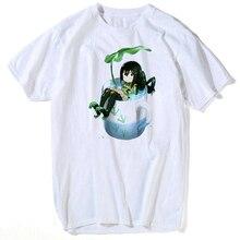 My Hero Academia Asui Tsuyu Printed T-Shirt
