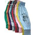 Crianças calças crianças calças do bebê roupas calças leggings bebê menina menino 0-2Yrs bebê legging calças de Verão de Roupas