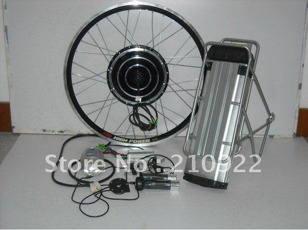 48 V 1000 Watt elektrische Fahrrad Umbausatz, DIY elektrischer ...