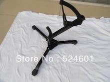 High Quality Saxophone Stand Sax Tripod Holder Metal Leg Detachable Foldable for Tenor/Alto Saxophone
