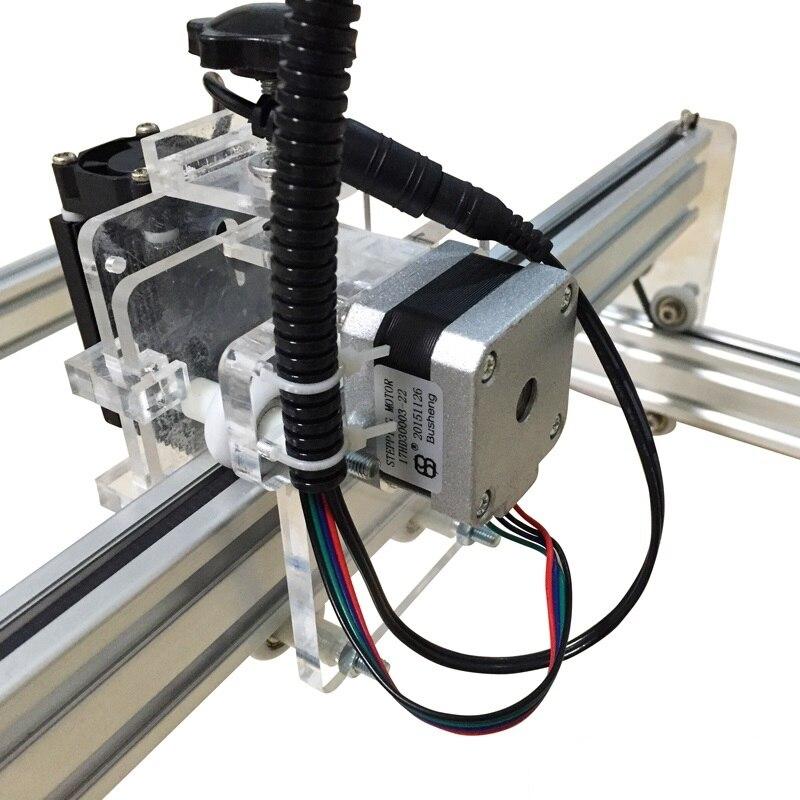 500mW Desktop DIY LY 2017 Laser Engraving Machine CNC Laser Cutting Machine 20*17CM - 6