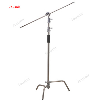 Magic Leg Photography C-frame large photographic Light stand bracket photographic lamp bracket floor lamp rack CD50 T03
