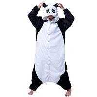 ผู้ใหญ่Onesieสำหรับผู้หญิงชุดนอนหมีแพนด้า