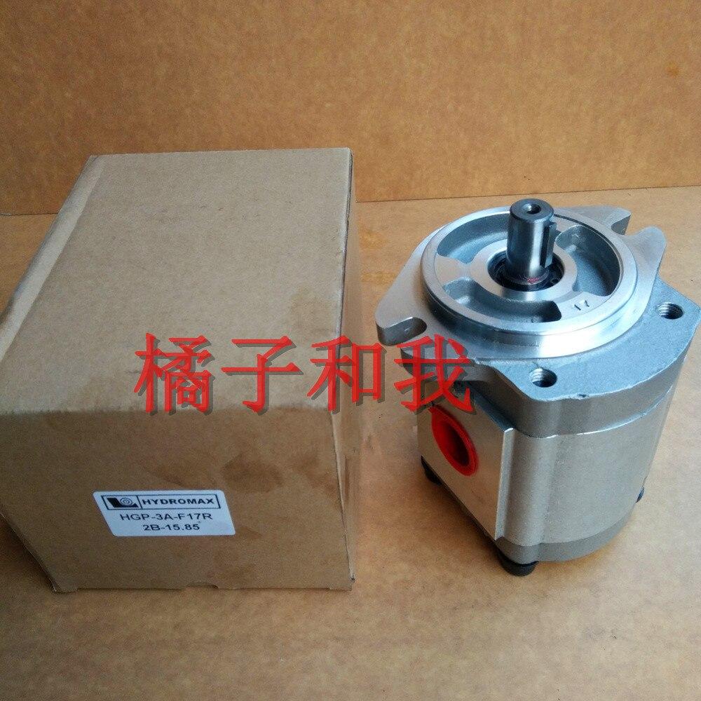 HYDROMAX HGP-2AF12R Taiwan Xinhong Gear Pump HGP-2A-F3R/ 4R/ 6R/ 8R/ 9R/ 11R/ 12R Oil Pump High Pressure Oil Pump Pakistan