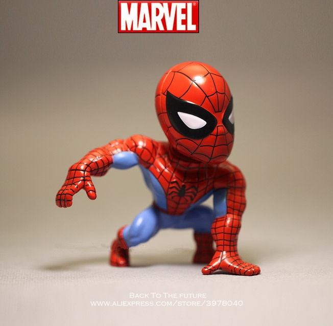 disney-font-b-marvel-b-font-avengers-spider-muscle-homecoming-10cm-action-figure-anime-mini-decoration-pvc-collection-figurine-toy-model