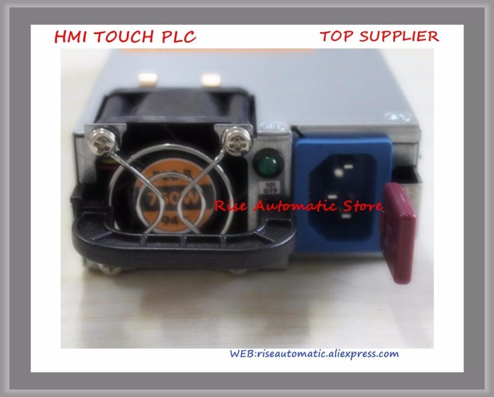 server powe r sup ply 660183 001 656363 B21 750W 100% test work good 660183-001 656363-B21 china цена