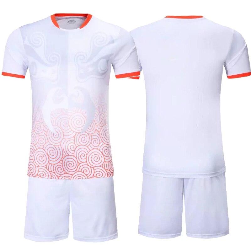 65500957eb 12 pedidos. Kids Boy short Soccer Jerseys Sets 2018 2019 personality  Football Jerseys Men Child soccer club Futbol