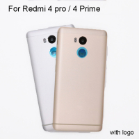 Original For Xiaomi Redmi 4 Pro Redmi 4 Prime Battery Door Cover Housing Back Cover Power