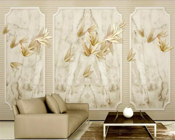 beibehang papier peint mural 3d Classic wallpaper 3D luxury gilding white marbled TV background papel de parede 3d wallpaper beibehang custom size abstract space corridor white sphere 3d stereo tv background wallpaper papel de parede 3d papier peint