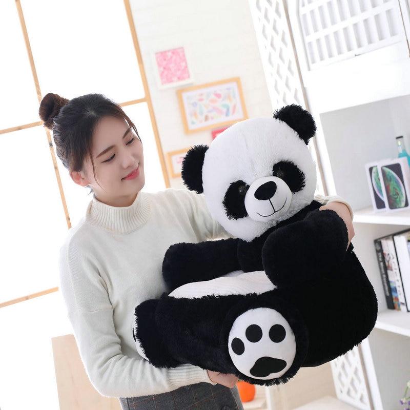 simulacao panda urso de pelucia cadeira do 02