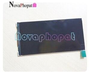 Image 2 - Novaphopat LCD 디스플레이 화면 BQ 휴대 BQ 5520L 실크 5520L LCD 화면 디스플레이 교체 + 추적