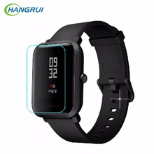 Consumer Electronics - Smart Electronics - HANGRUI TPU Screen Protector Film For Xiaomi Huami Amazfit Bip BIT PACE Lite Smart Watch Screen Protectors Anti-Scratch Film
