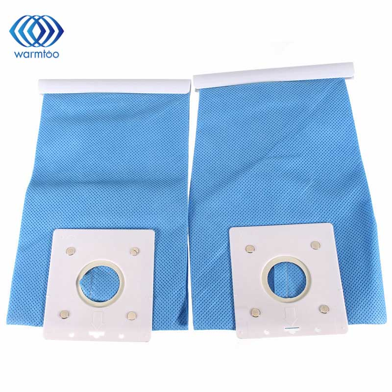 2Pcs/Lot High Quality Replacement Part Non-Woven Fabric BAG DJ69-00420B For Samsung Vacuum Cleaner Long Term Dust Filter Bag 100 pieces lot vacuum cleaner long term dustbag non woven bag for samsung sc 4130 fabric bag dj69 00420b