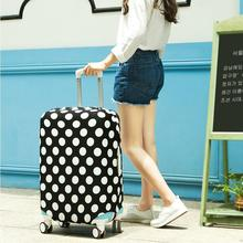 Hot Fashion Travel on Road Luggage Protective and Dust Suitcase cover 18 to 30inch