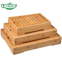 100 Bamboo Kung Fu Tea Set Bamboo Tea Tray Bamboo Tea Saucer Large Sea Water Type