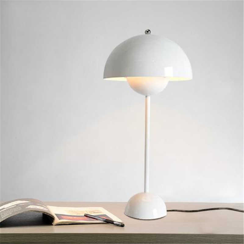Nordic Modern Simplicity Personality Fashion Bedroom Living Room Table Lamp Designer Light Free Shipping