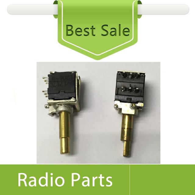 2X Original Refurbishment Channel Switch For Motorola GP328 Two Way Radio SHIPPING FREE