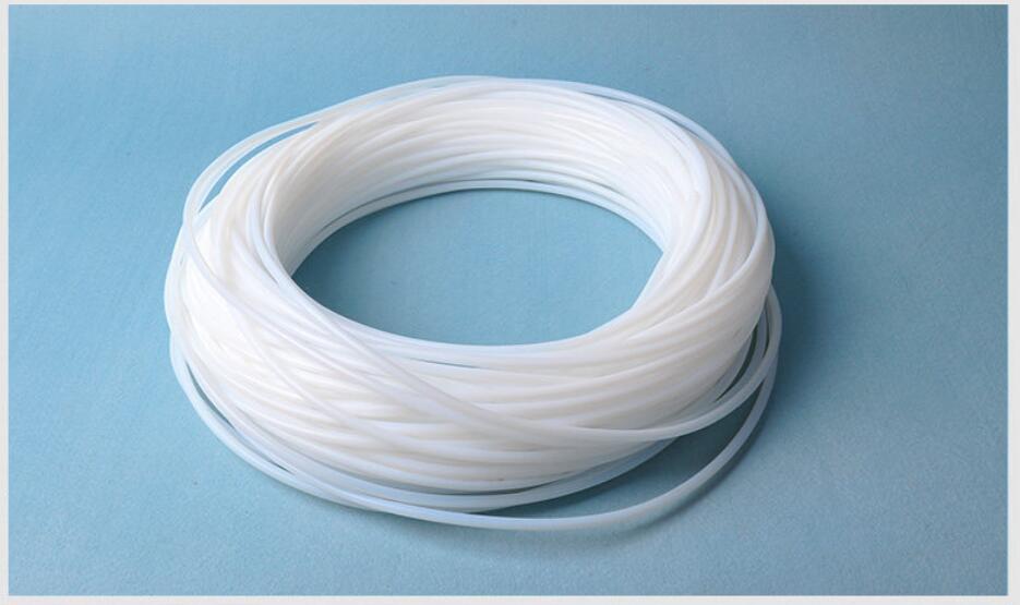 10m/lot  ID: 1mm 2mm 3mm 4mm 5mm 6mm 8mm Teflon F4 PTFE Pipe PTFE Tube For 3D Printer