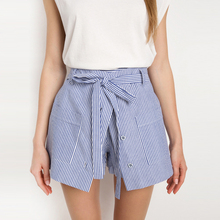 Summer Striped Skort