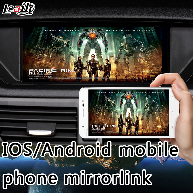 US $408 0 15% OFF|4 Core 2G Android Navigation + Korea Interface for BMW X6  CIC with Miracast ,APPs , Real Time Navigation ,WIFI , Rear Camera-in