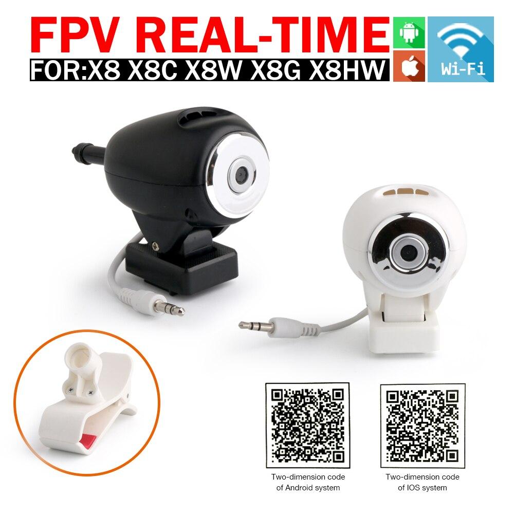 100 Original Syma X8W FPV WIFI Camera Spare Parts font b RC b font Quadcopter For