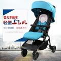 Europe baby stroller 2 in 1 175 degree sleeping baby basket 0~36 months baby stroller pocket baby carraige pram trunk stroller