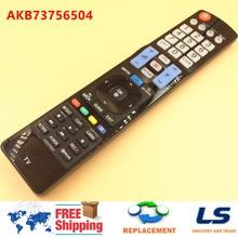 3D LED LCD SMART TV ПУЛЬТ ДИСТАНЦИОННОГО УПРАВЛЕНИЯ ДЛЯ LG AKB73756504 AKB73756502 32 42 47 50 55 84 ЛА у Л. Н. LA79 LA86 LA96 LA97 LA98 серии