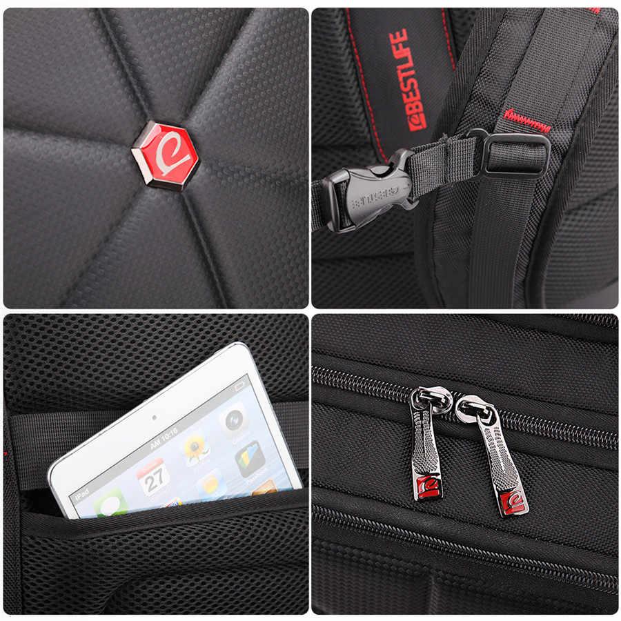 BESTLIFE 3D рюкзак для путешествий большой емкости 17,3 сумка для ноутбука для мужчин и женщин игровой альпинистский водонепроницаемый рюкзак Mochila 36L