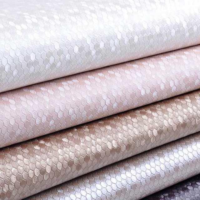 100x135cm Honeycomb Fabric Semi Pu Artificial Leather Meter For Furniture 501199c57f6c