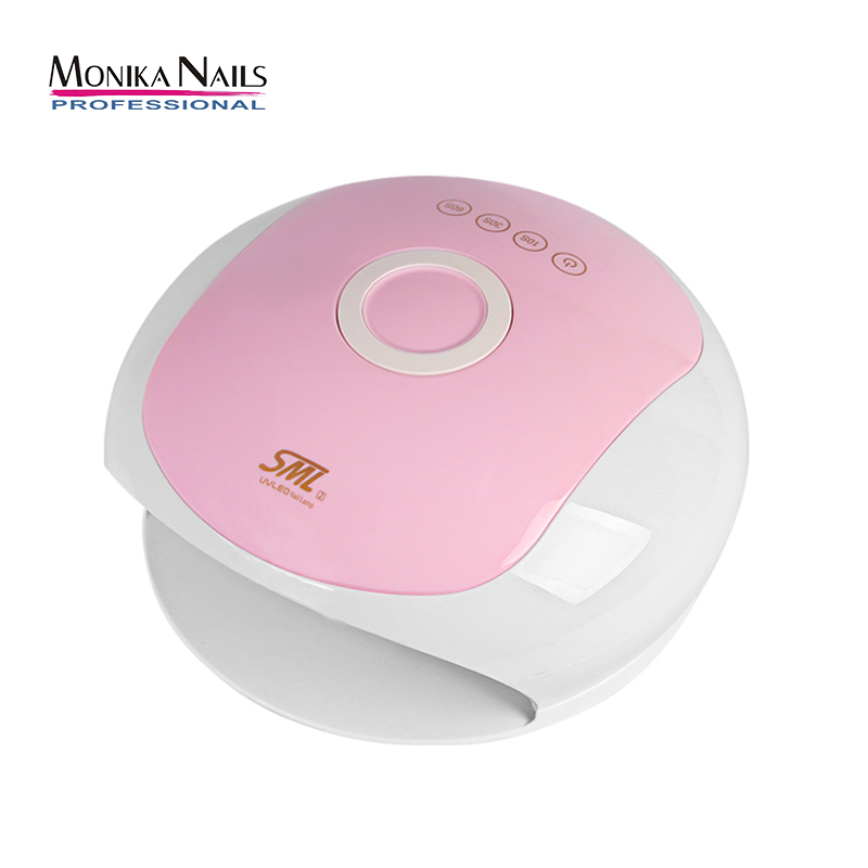 Monika Nail Dryer Curing Lamp 48W LED UV nail Lamp with 4 Timer Setting Senor for Gel Nails and Toe Nail Curing Art ProfessionalMonika Nail Dryer Curing Lamp 48W LED UV nail Lamp with 4 Timer Setting Senor for Gel Nails and Toe Nail Curing Art Professional
