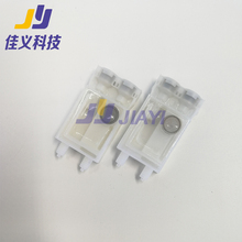 Good Price!!!DX7 Damper for Mutoh/Roland/Sky-color Inkjet Solvent Printer Ink Damper Type C стоимость