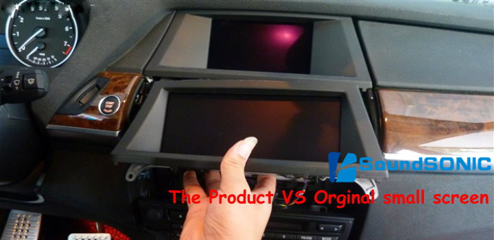 For BMW X5 E70 X6 E71 E72 Automotivo Auto Car CD DVD Radio MP3 GPS ...