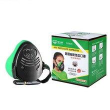 POWERCOM N3800 Anti-Dust Respirator Filter Paint Spraying Cartridge Gas Mask New Brand New High Quality