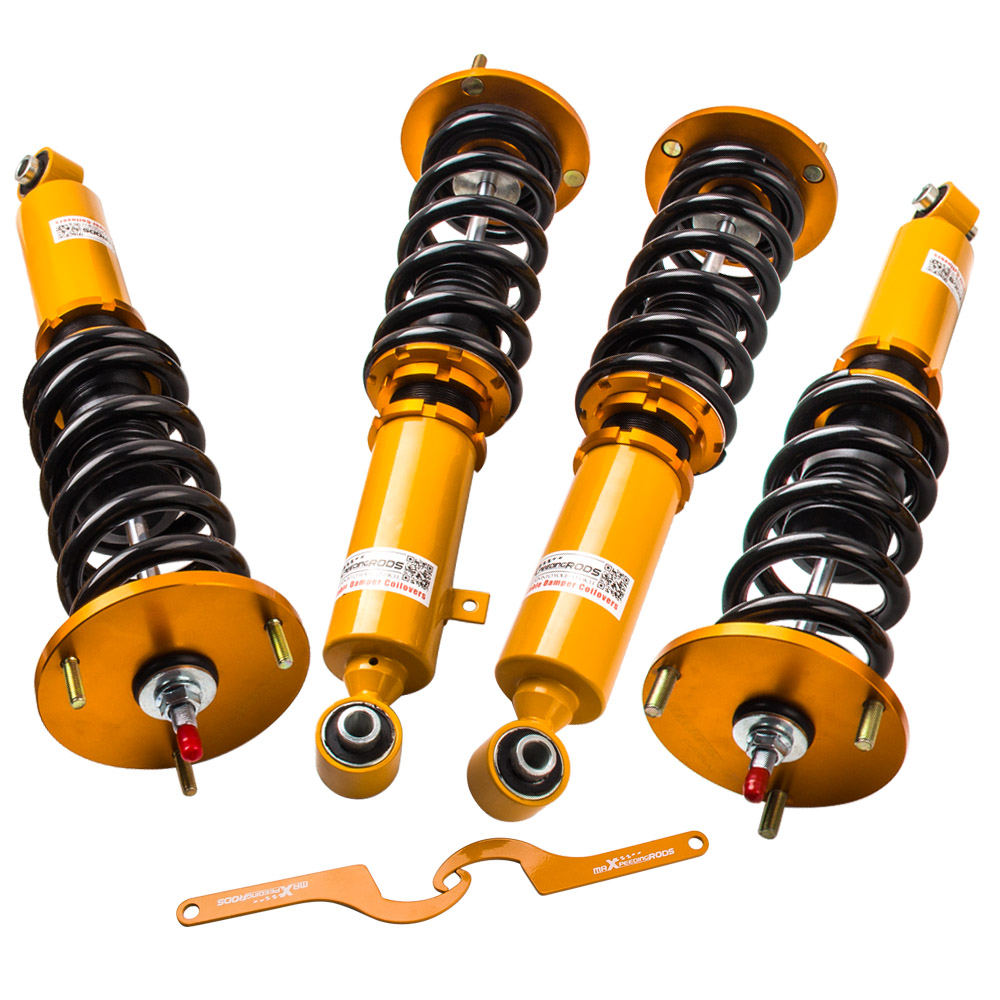 Coilover Suspension Adjustable for Toyota Supra JZA70 MA70 GA70 86-92Coilover Suspension Adjustable for Toyota Supra JZA70 MA70 GA70 86-92