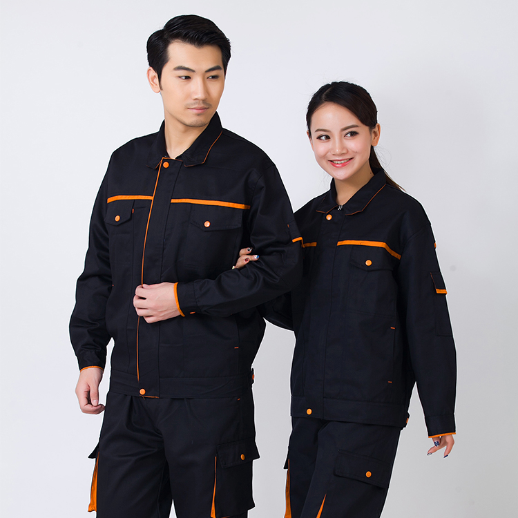 Work Clothing Men Women Uniform Long Sleeve Coveralls Protective Cloth Overalls For Worker Repairman Machine Auto Repair Welding