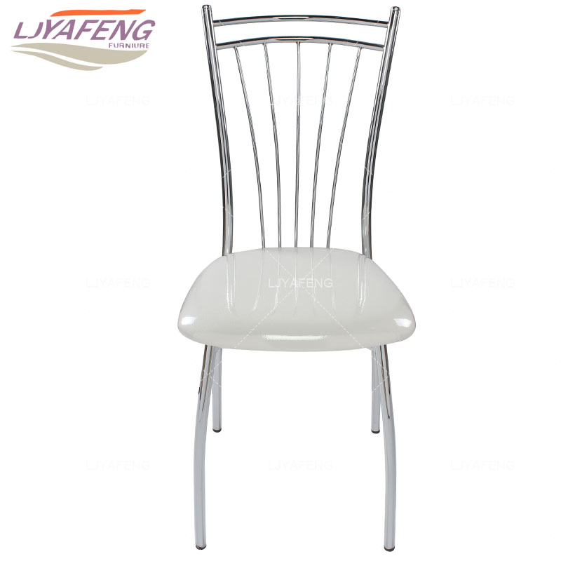 L06, the artificial leather, kitchen chair and iron chair are white . According to the bar's kitchen Family furniture 9050a the artificial leather dining chair kitchen chair and iron chair are white according to the bar s kitchen family furn